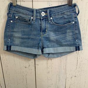 Levi's Denizen Jean Shorts